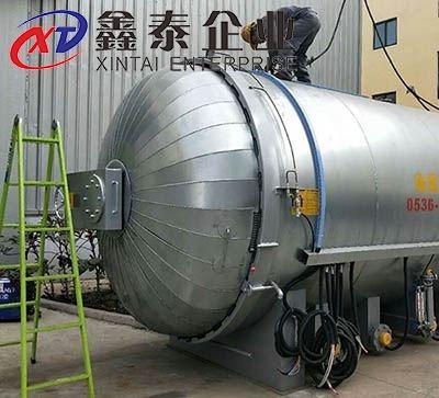蒸汽硫化罐的用途有哪些