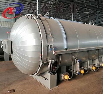 电加热大xing硫hua罐的常jian问题与解jue方法